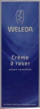 Weleda creme a raser 75 ml