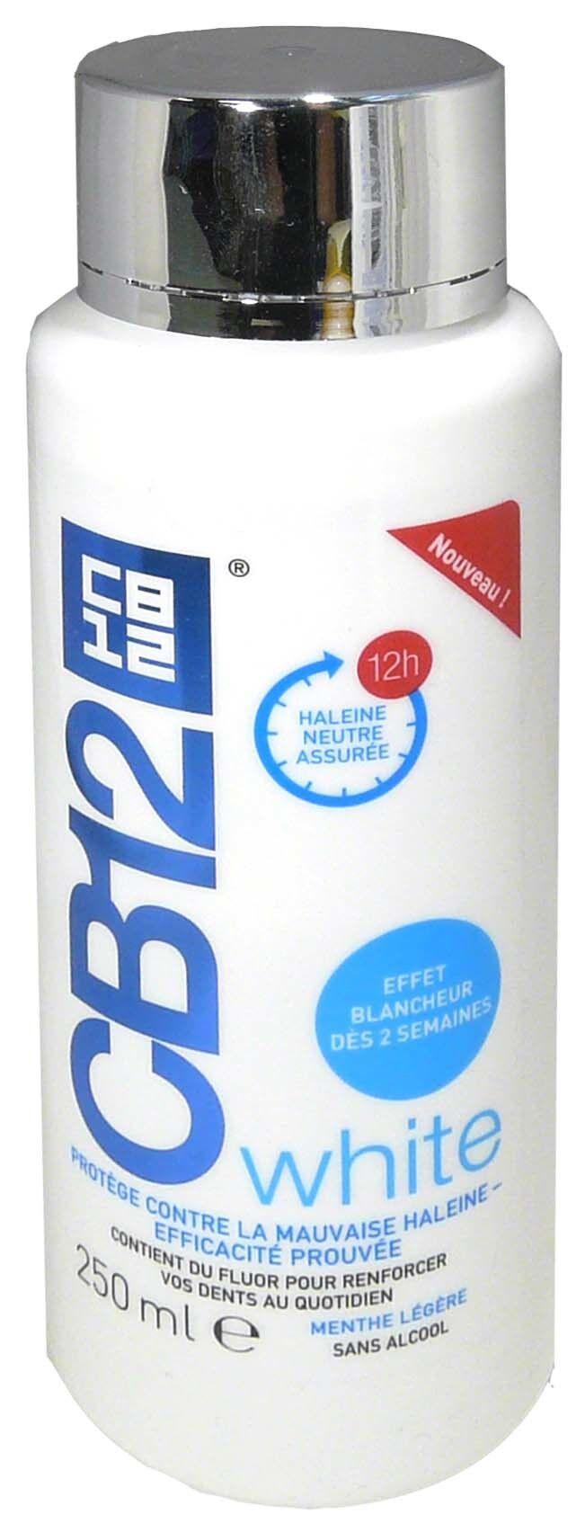 MEDA Cb 12 white 250 ml