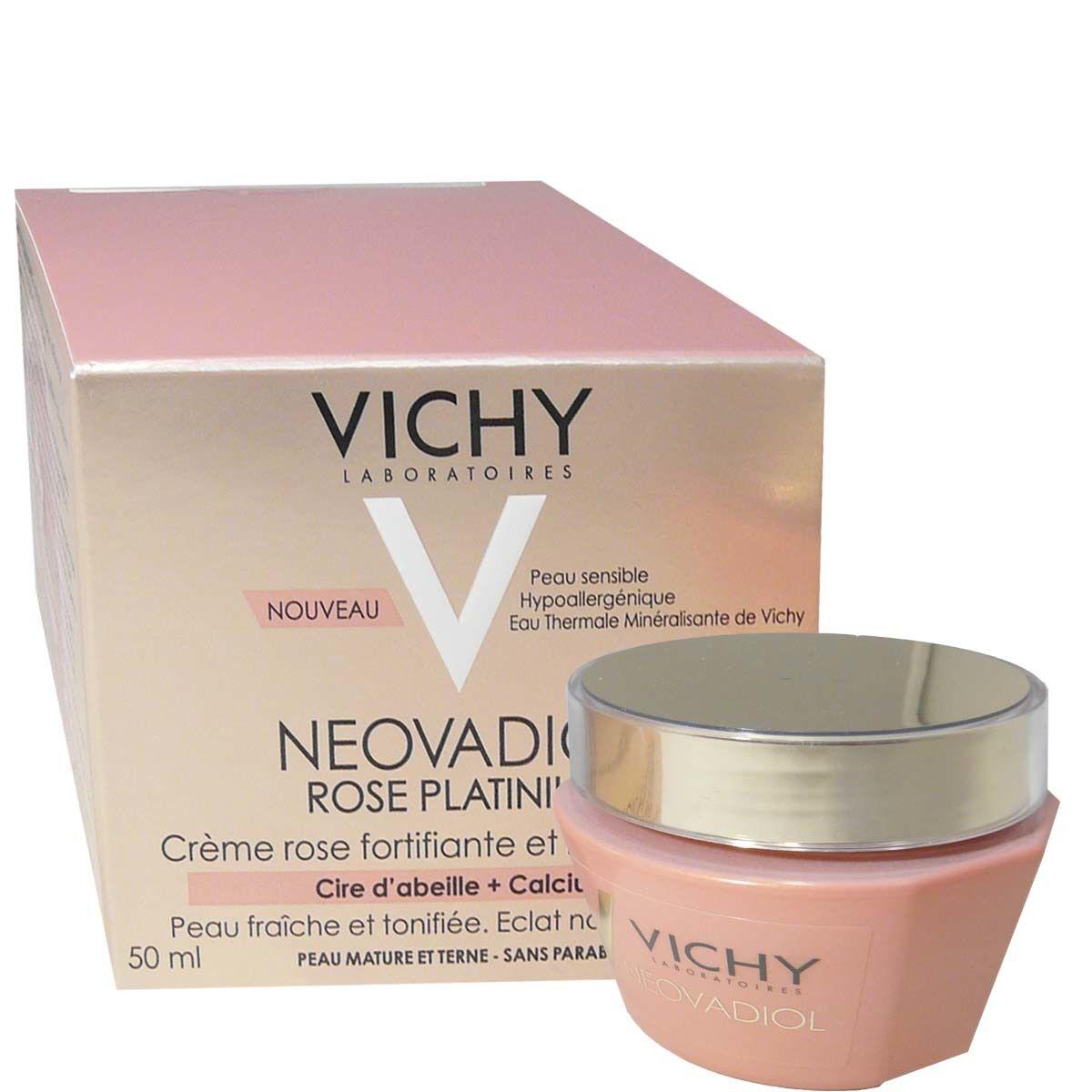 Vichy neovadiol cire d'abeille et calcium 50 ml