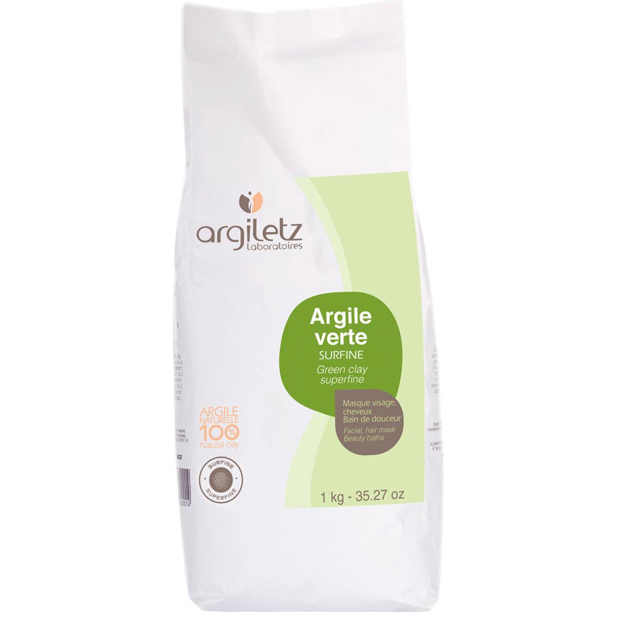 Argiletz argile verte toutes applications 1 k poudre