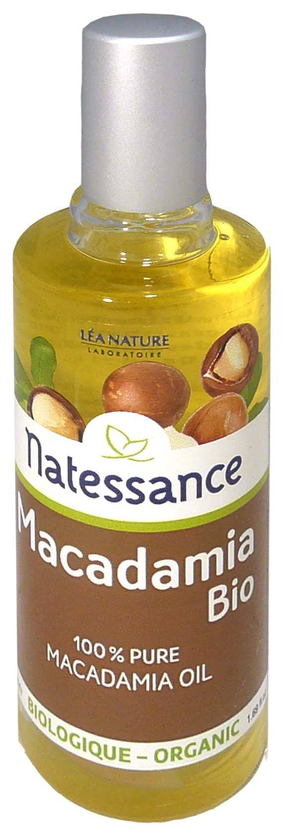 Natessance huile macadamia bio 50ml