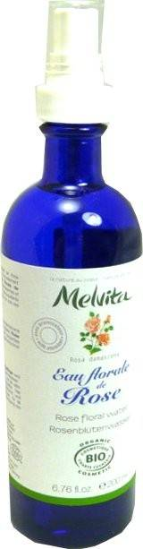 Melvita eau florale de rose spray 200ml