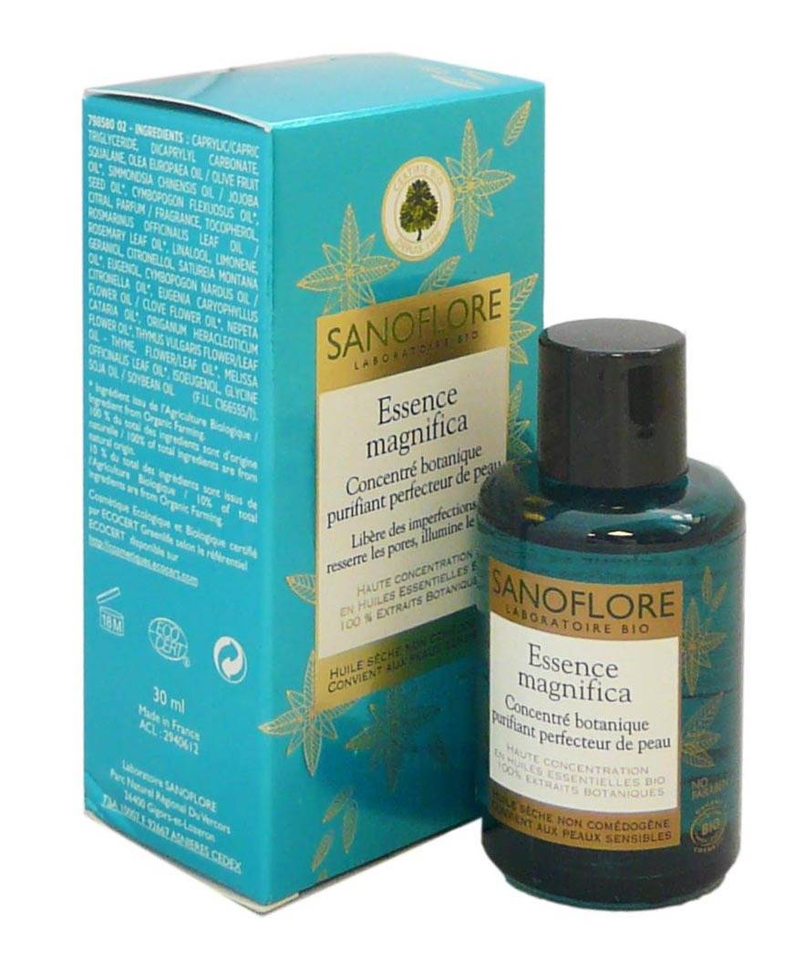 Sanoflore essence magniica huile seche 30ml