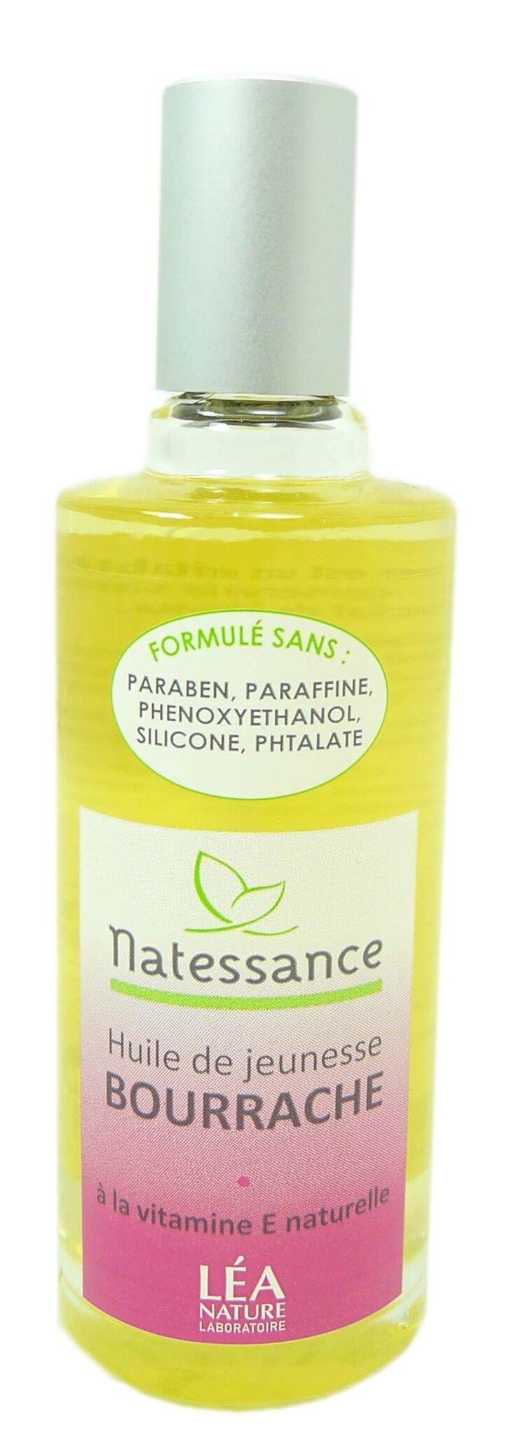 Natessance huile de bourrache 50ml