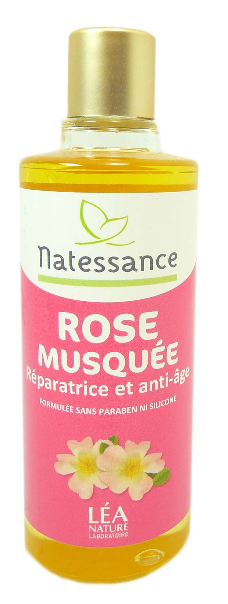 Natessance huile rose de musquee 100ml