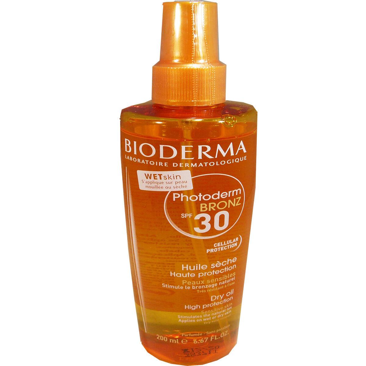 Bioderma photoderm spf 30 huile seche 200 ml