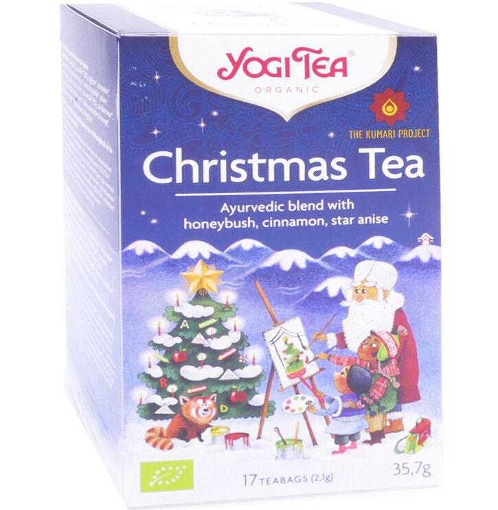 YOGI TEA Yogitea christmas tea 17 sachets