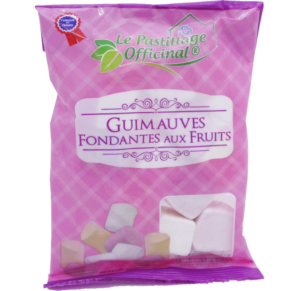 ESTIPHARM Le pastillage officinal guimauve fruits 40g