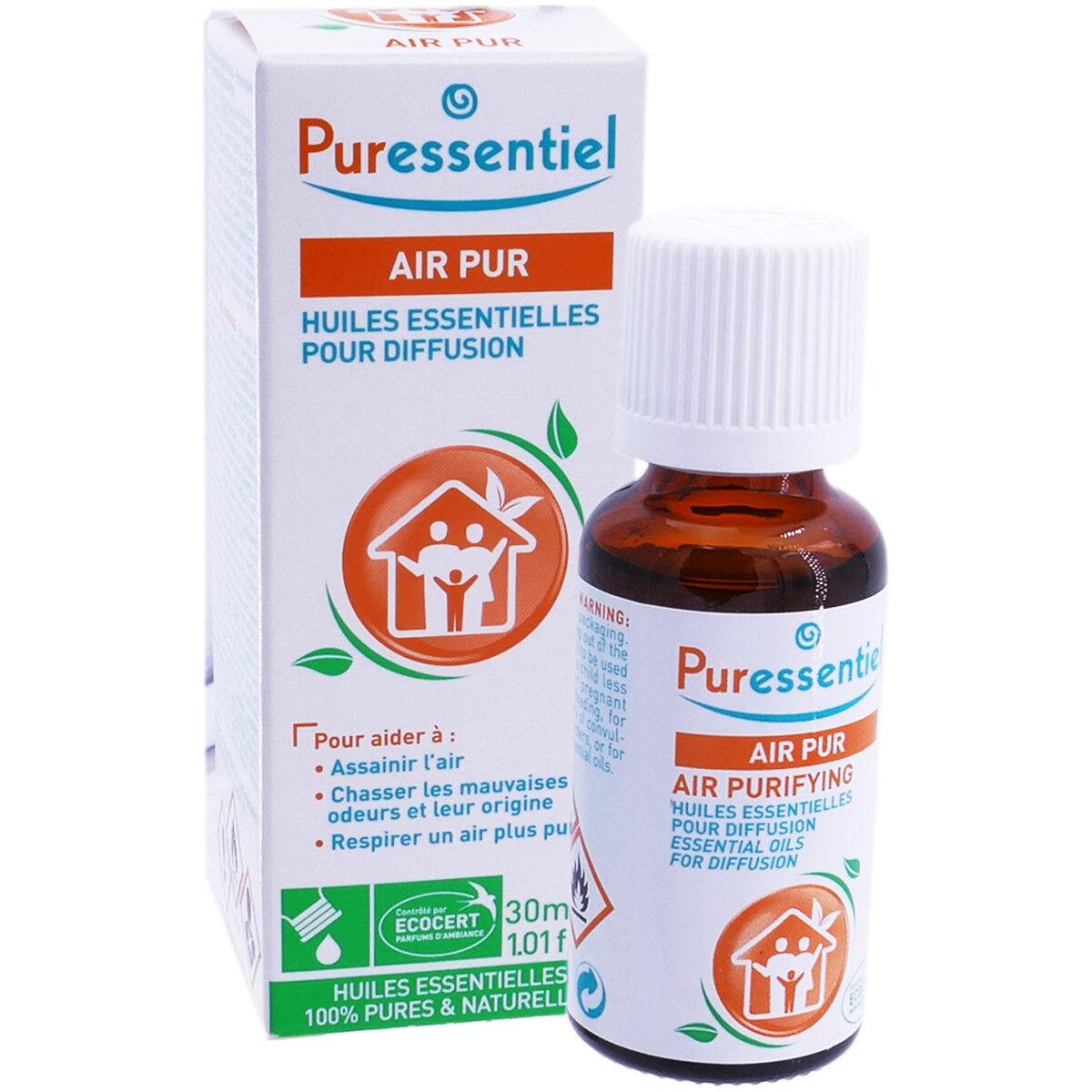 Puressentiel air pur huile essentielle pour diffisuion 30ml