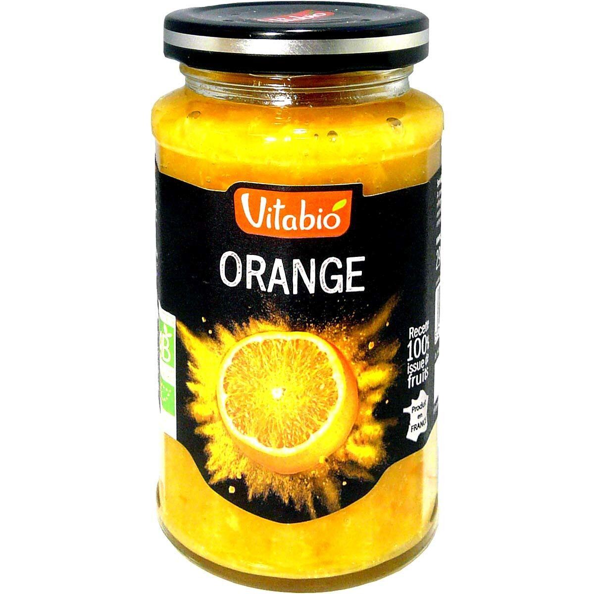 Vitabio delice orange bio 290 g