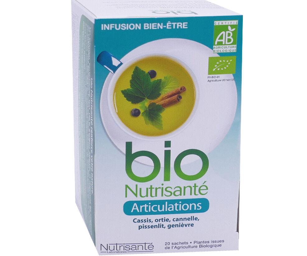 NUTRISANTE Bio nutrisante articulations 20 sachets