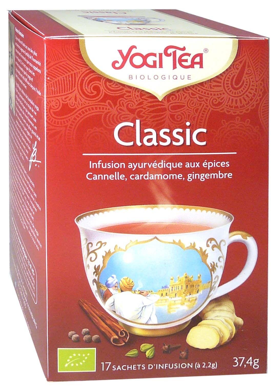 Yogi tea classic x17 sachets