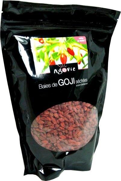 AGOVIE Baies de goji sechees 500 gr