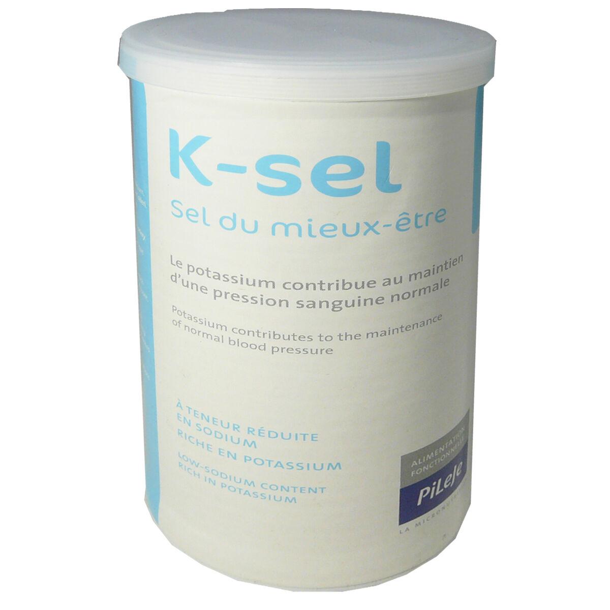 PILEJE K-sel riche en potassium 250 g