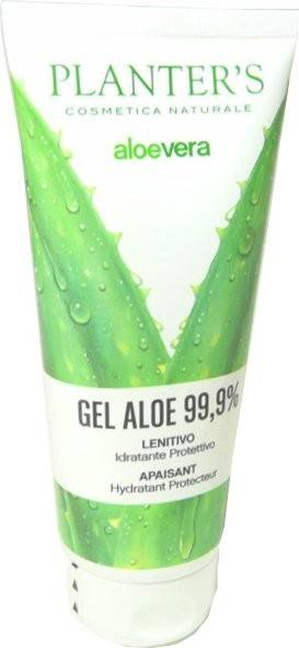 Planter's aloe vera gel corps 200 ml