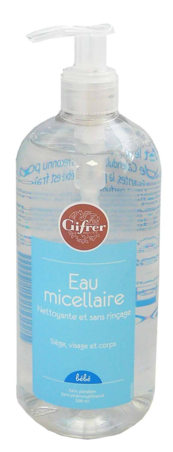 Gifrer bebe eau micellaire 500ml