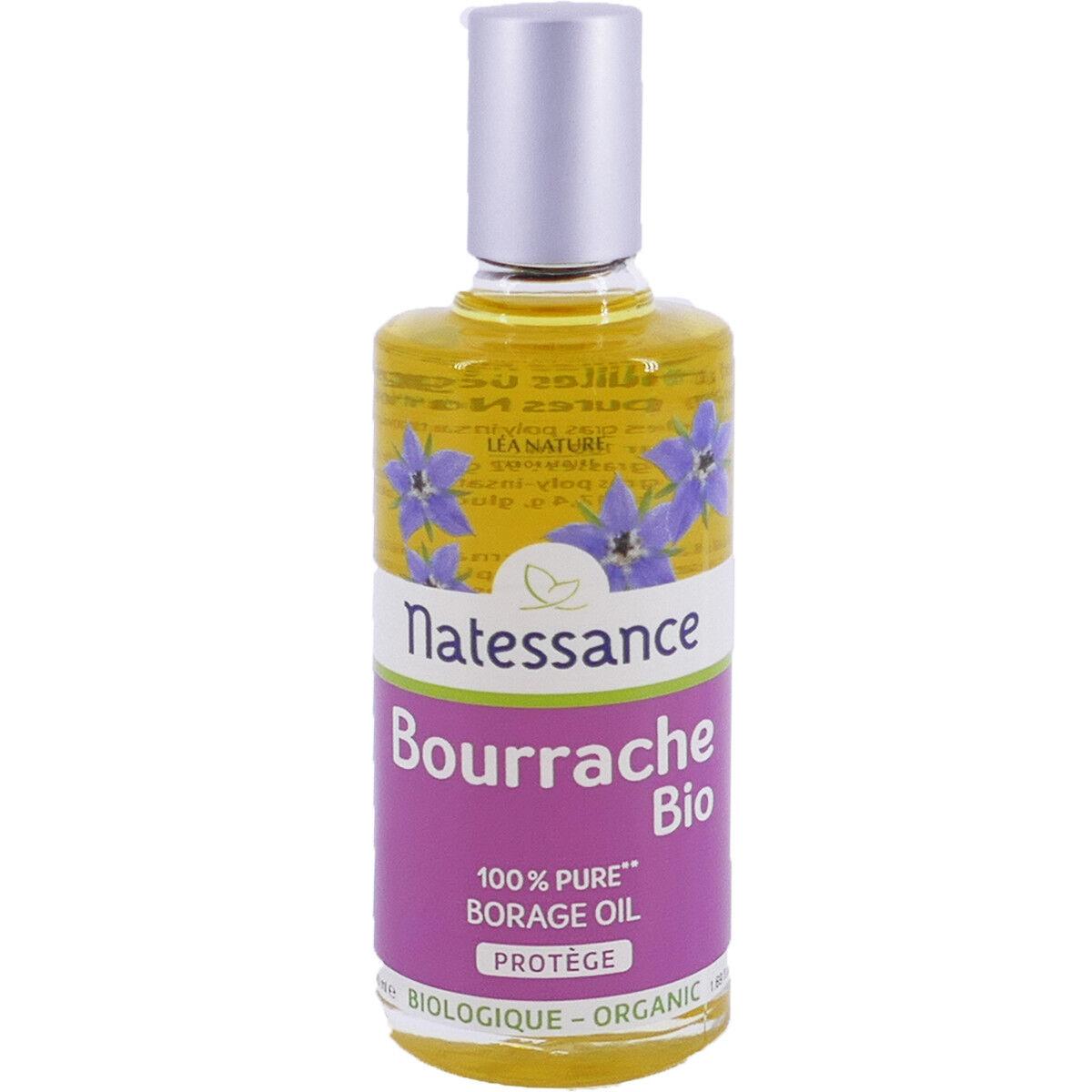 Natessance huile de bourrache bio 50 ml