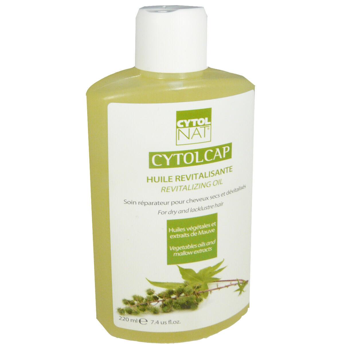 Cytolnat cytolcap soin huile revitalisante 220 ml