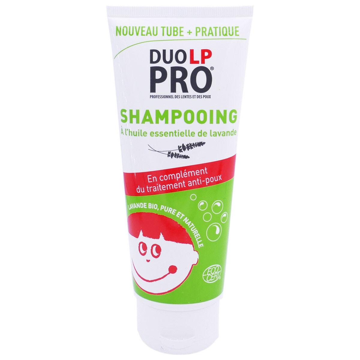 Duo lp pro shampooing a l'huile essentielle de lavande 200ml