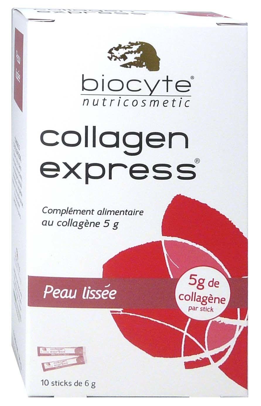 Biocyte collagen express 10 sticks