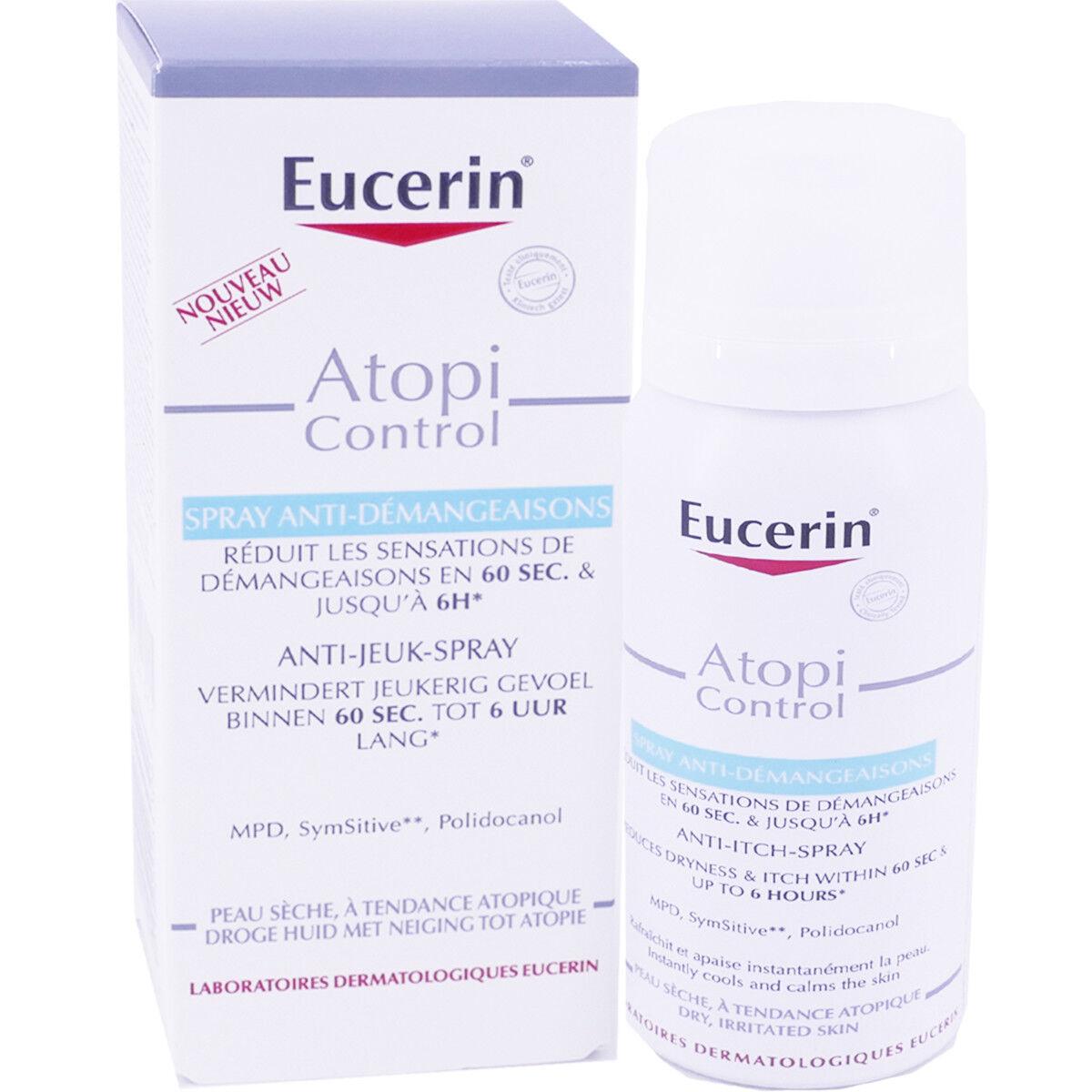 Eucerin atopi control spray anti-dÉmangeaisons 50 ml