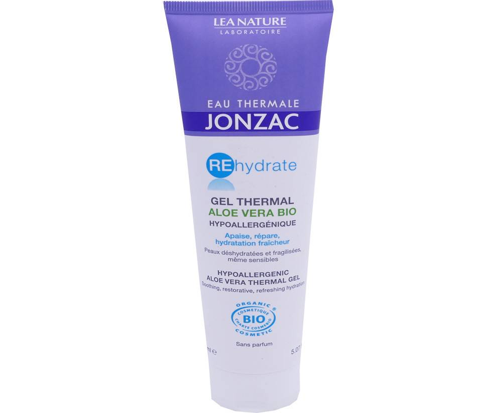 Jonzac gel thermal aloe vera bio 150 ml bio