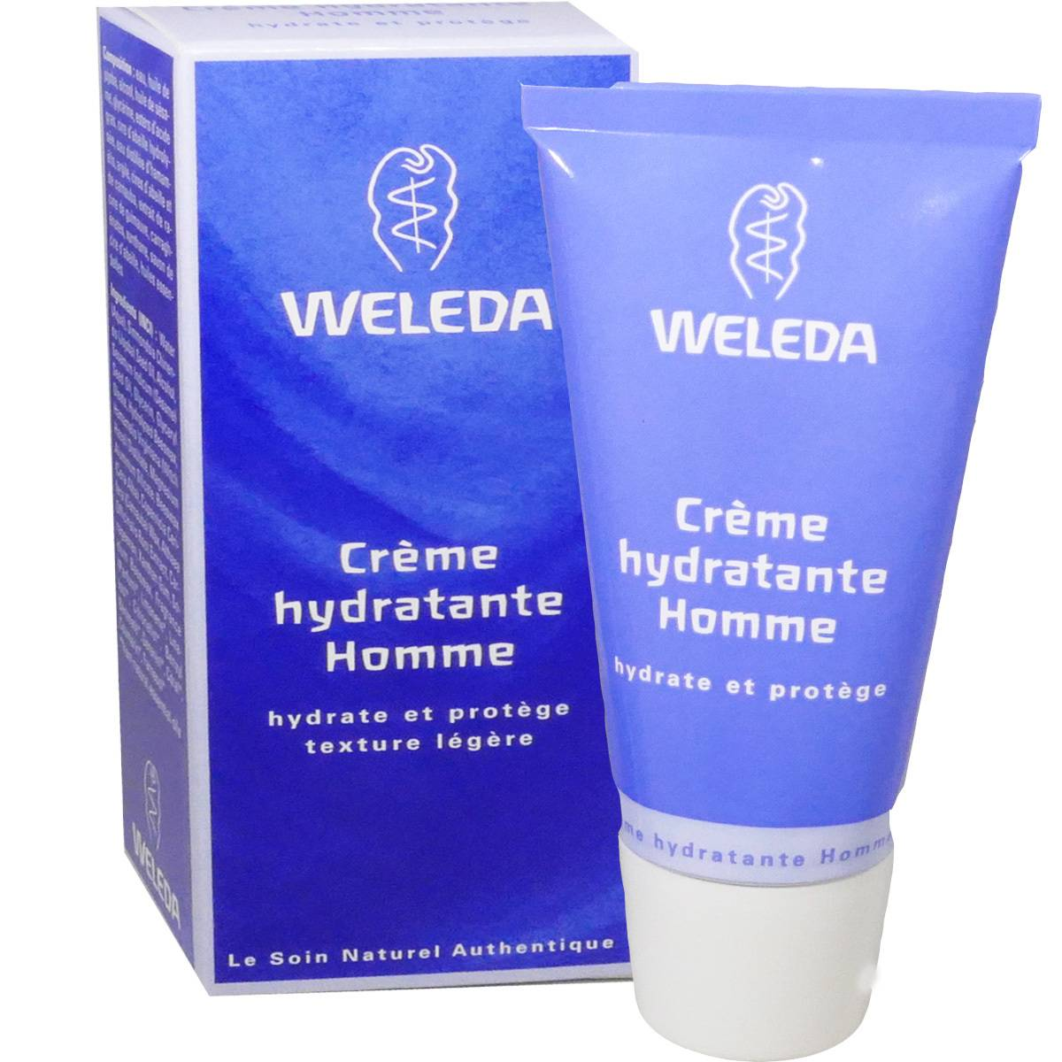 Weleda creme hydratante homme 30 ml