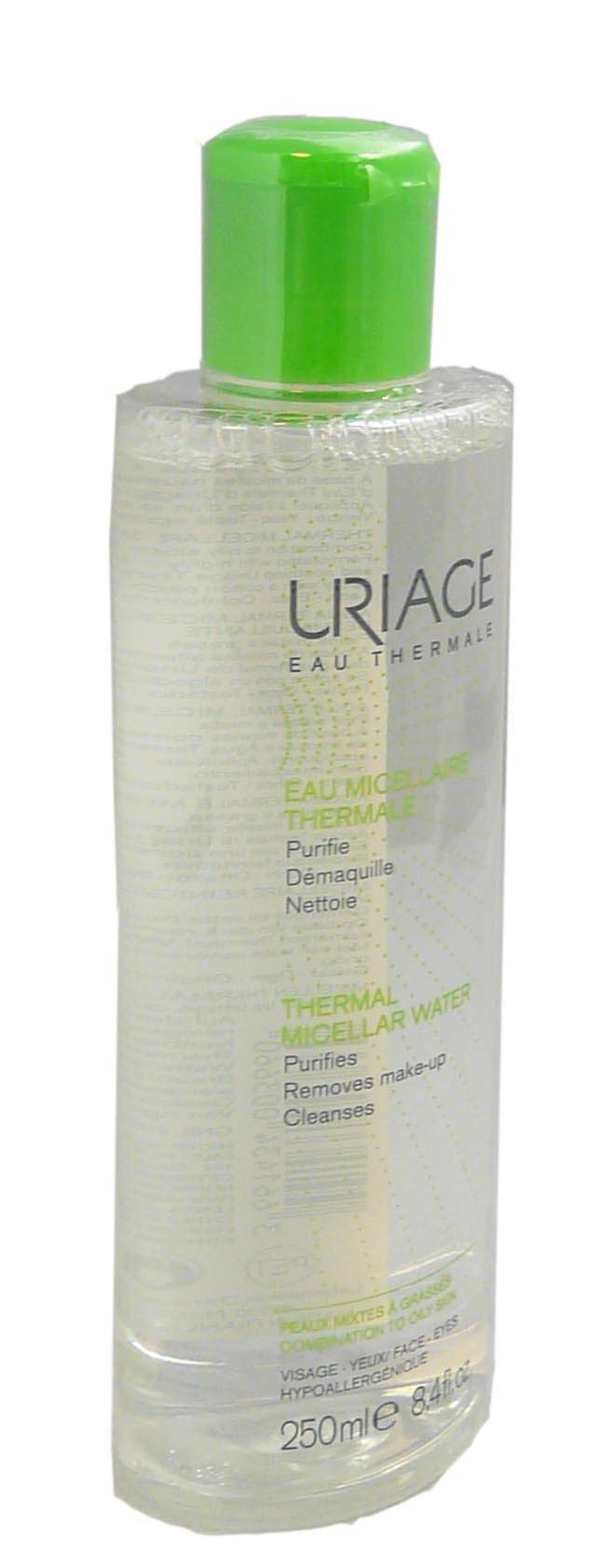 Uriage eau micellaire thermale mixte a grasse 250ml