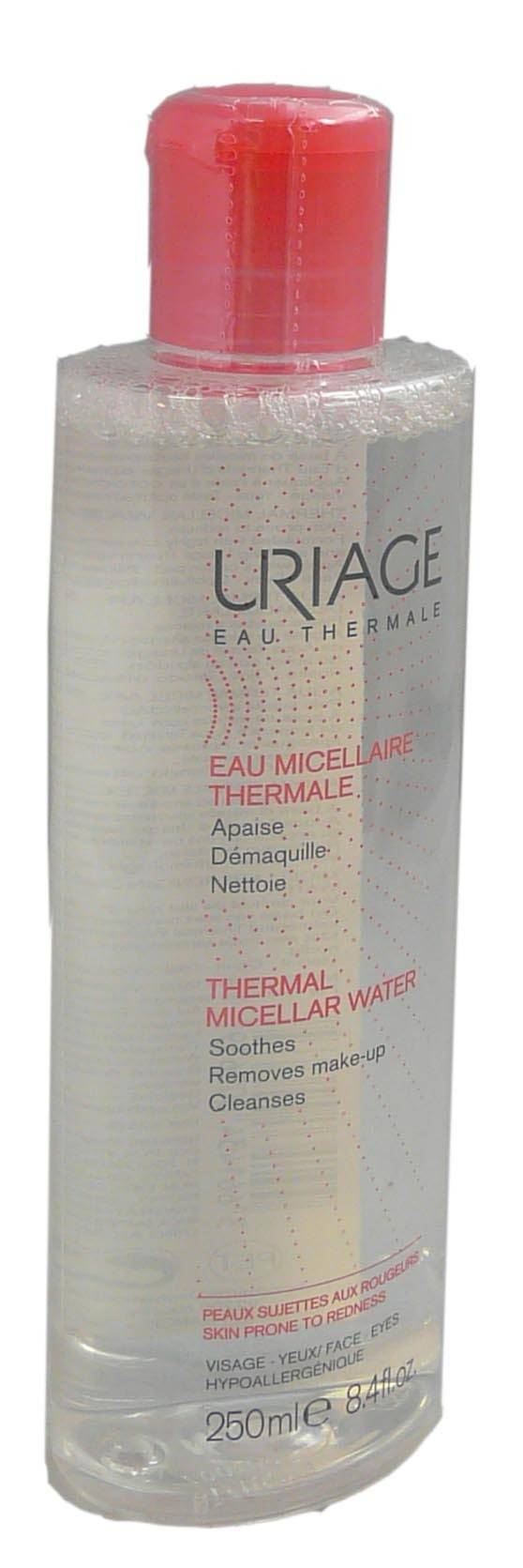 Uriage eau micellaire thermale peau rougeur 250ml