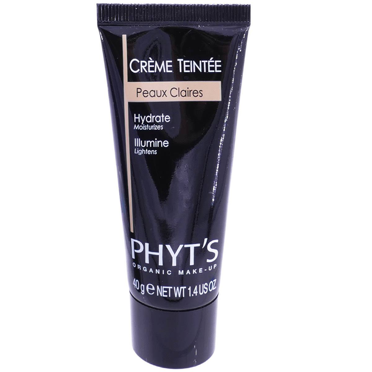 Phyt's fond de teint peaux claires 40g