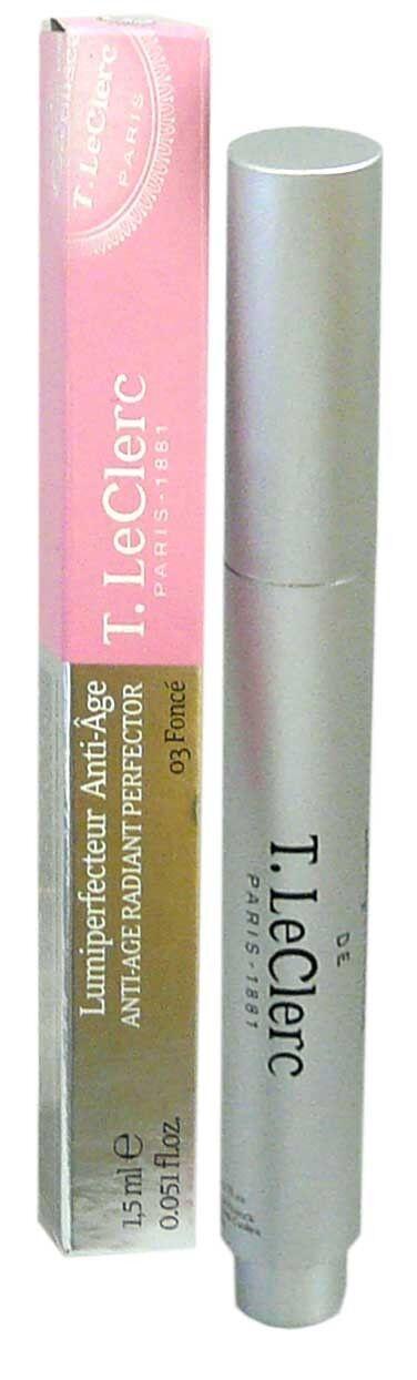 T.LECLERC T. leclerc lumiperfecteur anti age foncee n°3