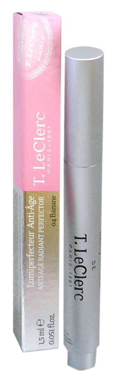 T.LECLERC T. leclerc lumiperfecteur anti age banane n°4