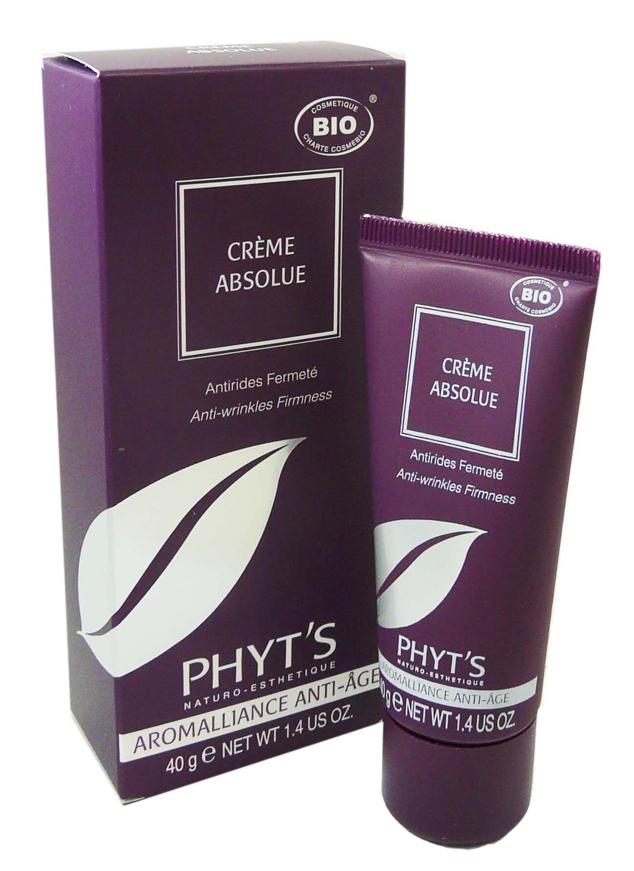 Phyt's aromalliance creme absolue anti rides 40g
