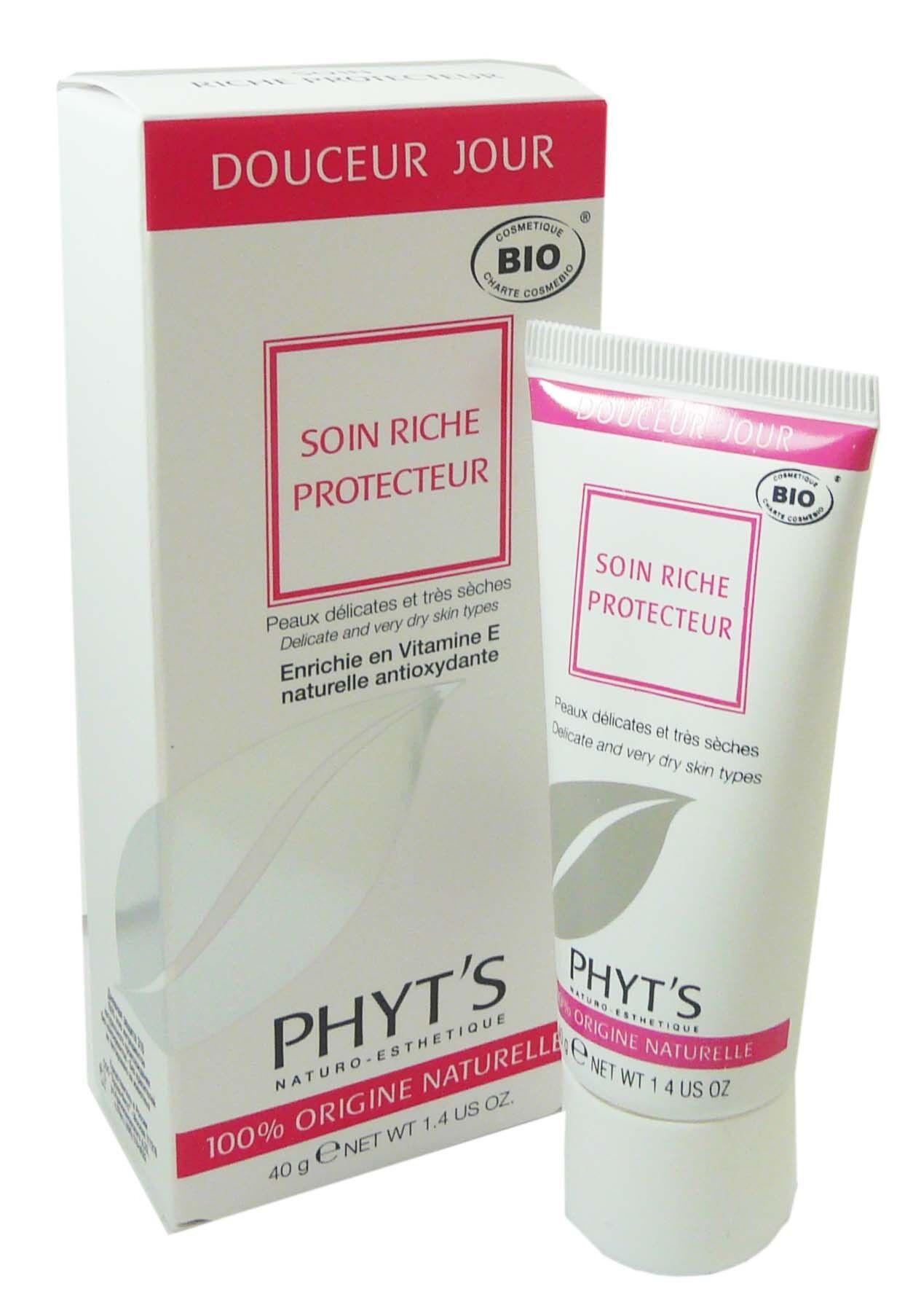 Phyt's soin riche protecteur peaux tres seches 40g