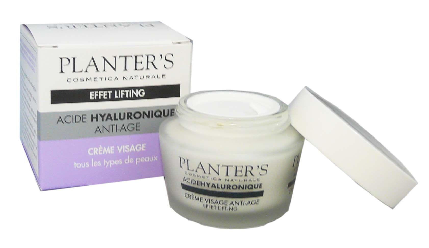 Planter's effet lifting acide hyaluronique 50ml