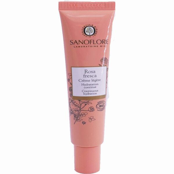 Sanoflore rosa fresca creme legere bio 40 ml