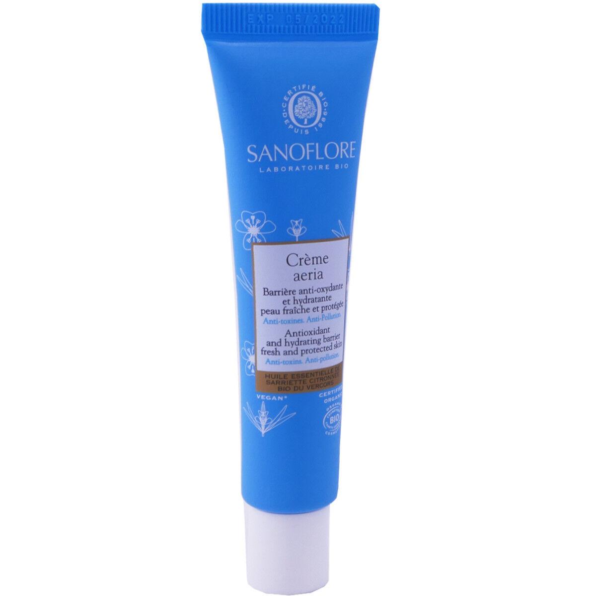 Sanoflore creme aeria barriere anti-oxydante 40 ml