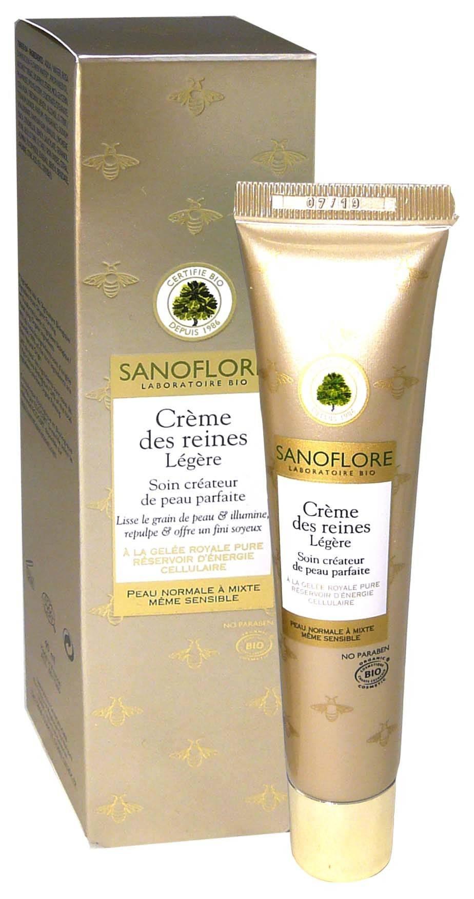 Sanoflore creme des reines legere 40ml