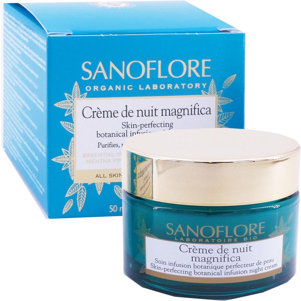 Sanoflore crÈme de nuit magnifica 50 ml