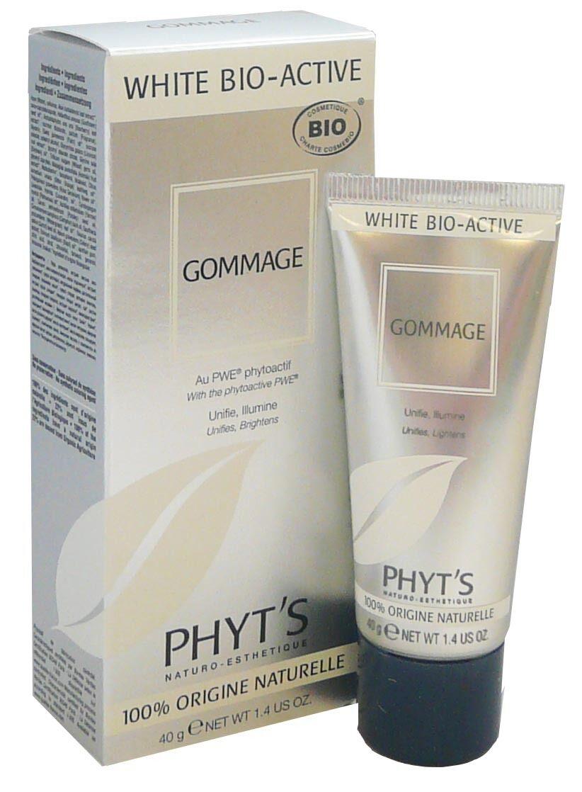 Phyt's white bio-active gommage 40g