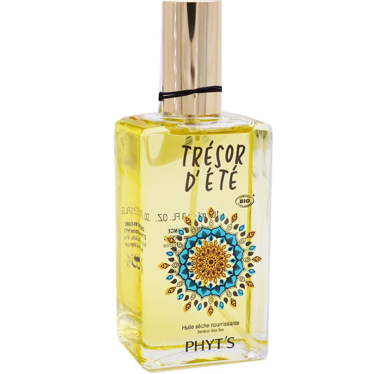 Phyt's trÉsor d'ÉtÉ huile sÈche 100 ml