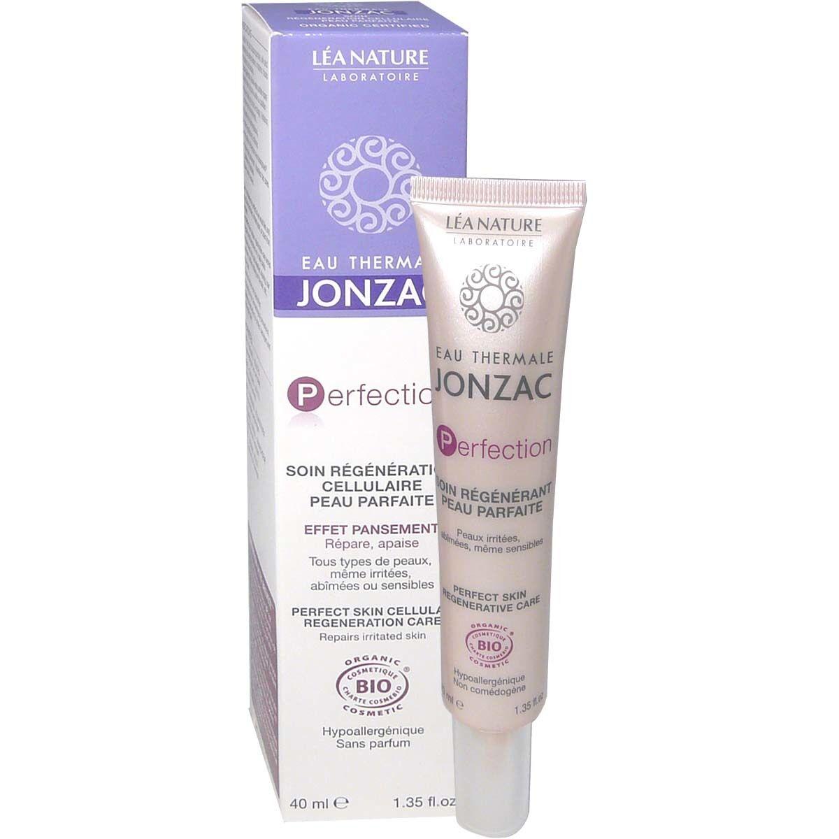 Jonzac perfection soin regenerant cellulaire peau parfaite 40 ml