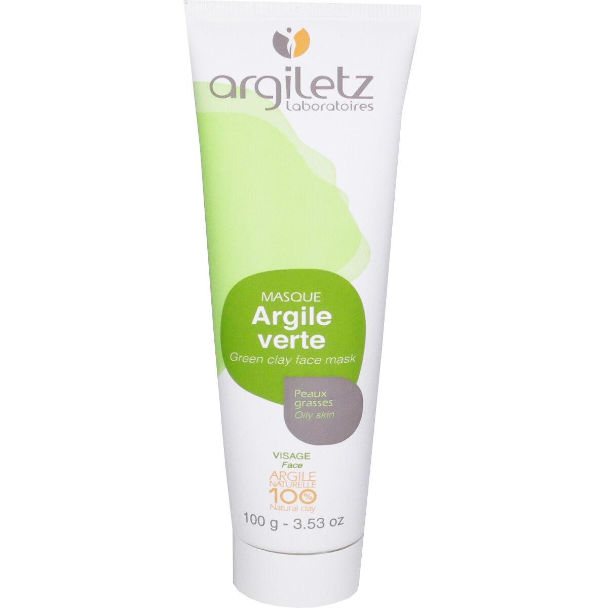 Argiletz argile verte peaux grasses 100 g