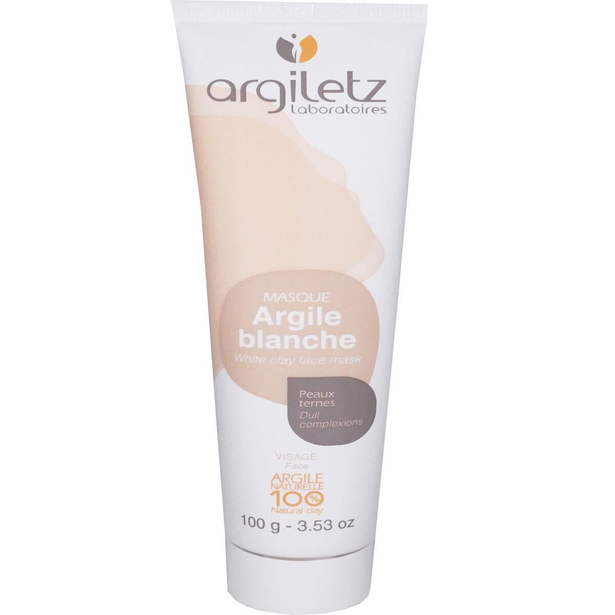 Argiletz argile blanche peaux ternes 100 g