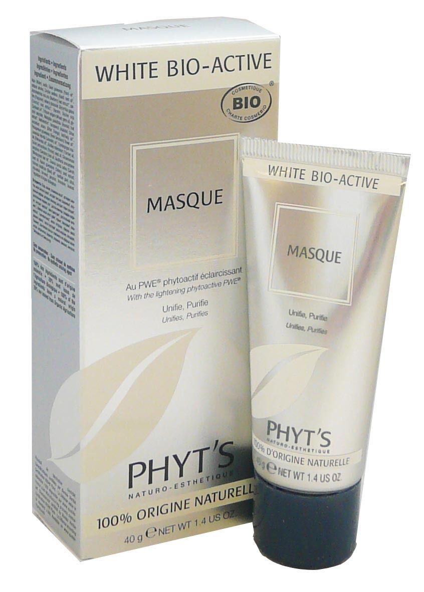 Phyt's white bio-active masque 40g
