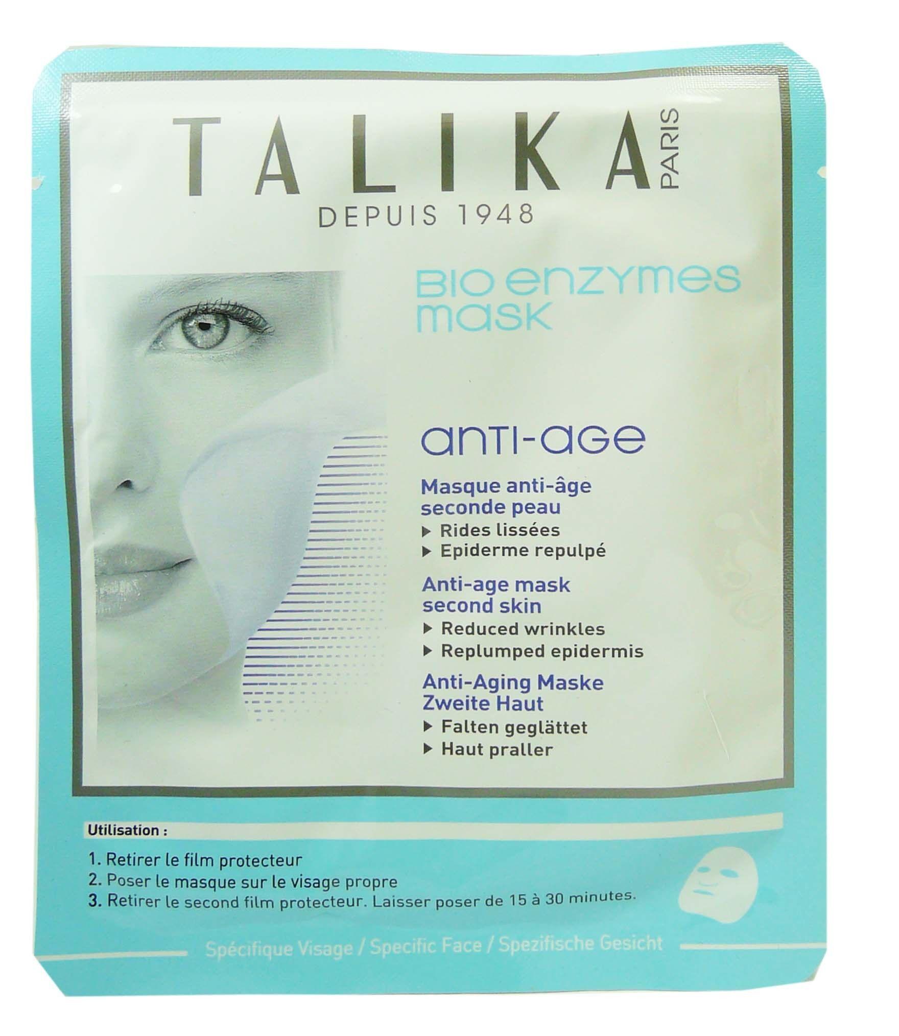 Talika bio masque anti age x1