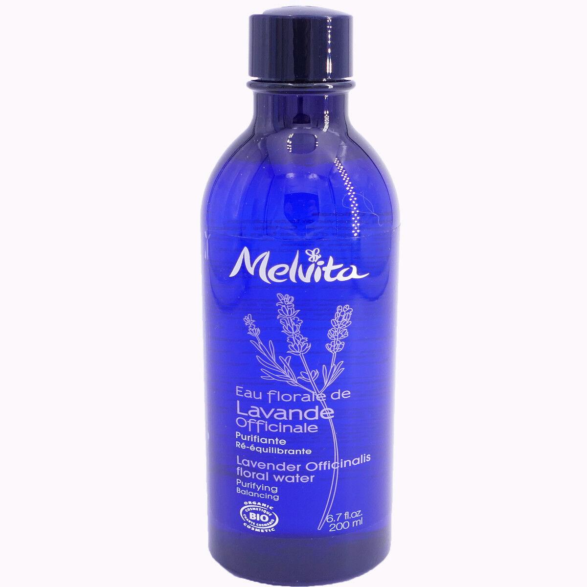Melvita eau florale de lavande bio 200 ml