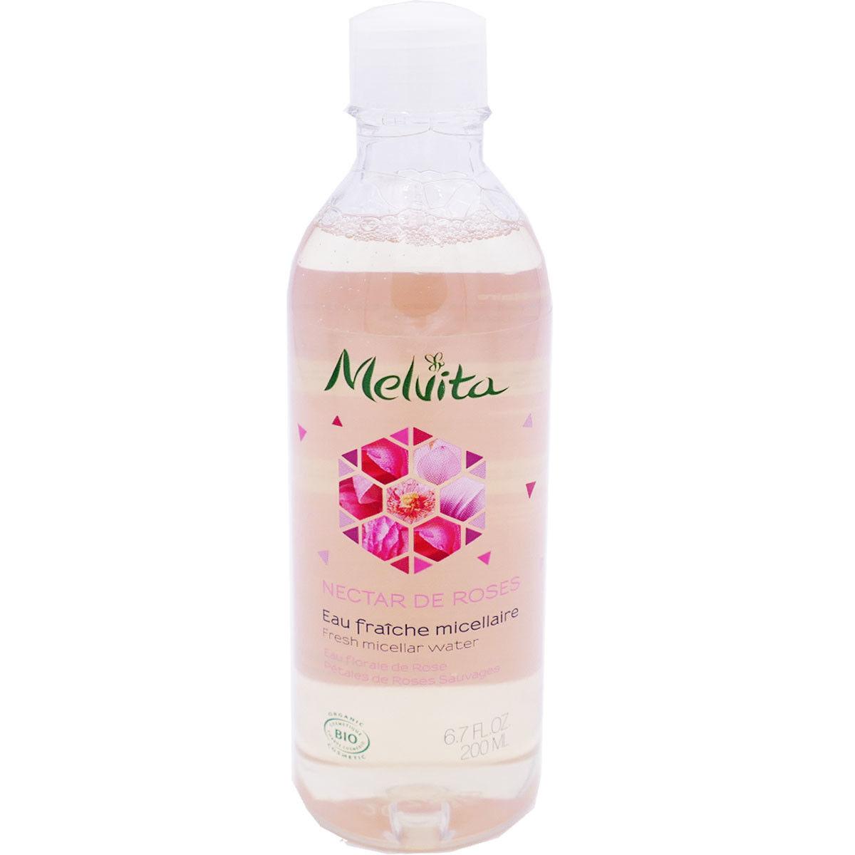 Melvita eau fraÎche micellaire 200 ml bio