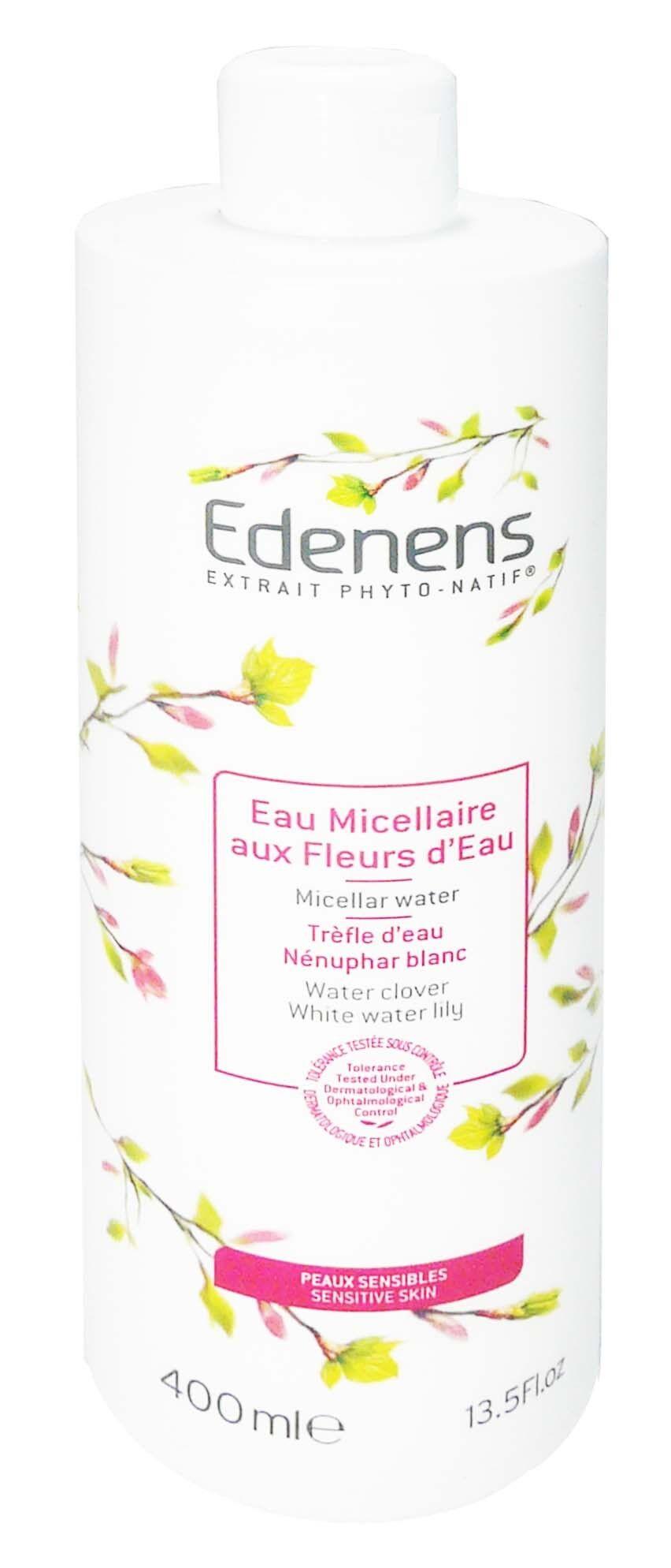 Edenens eau micellaire aux fleurs d'eau 400ml