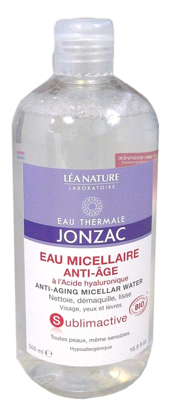 Jonzac eau micellaire anti age 500ml